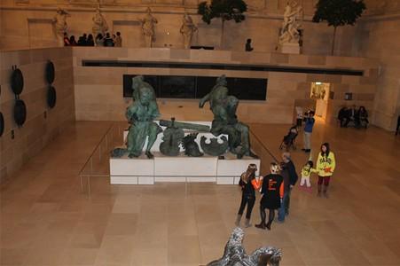 Nocturne du Louvre - 2016